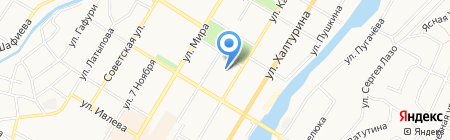 Виртуоз на карте Стерлитамака
