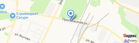 АвтоПрофи на карте Стерлитамака