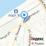 Союз-Продукт на карте Уфы
