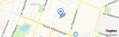 АТЛАС КОПКО на карте Уфы
