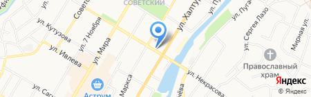 Витязь-С на карте Стерлитамака