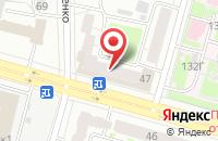 Схема проезда до компании МТ-Спорт в Березовке