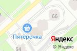 Схема проезда до компании Пивная лавка в Перми