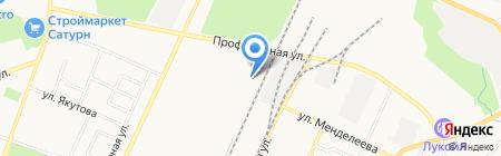 МДФ-Комплект на карте Стерлитамака