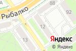 Схема проезда до компании Магазин техники для дома в Перми