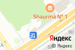 Схема проезда до компании Tele2 в Перми
