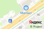 Схема проезда до компании CoffeeLike в Перми