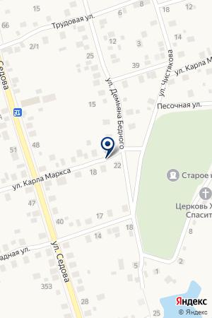 OOOBRAND-STREET на карте Благовещенска
