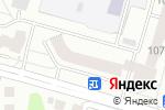 Схема проезда до компании Виртуозы в Уфе