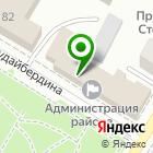 Местоположение компании Архитектурно-планировочное бюро, МБУ