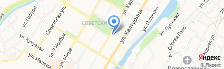 Luven на карте Стерлитамака