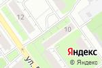 Схема проезда до компании Ника в Перми