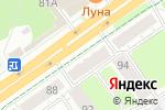 Схема проезда до компании Сокол в Перми