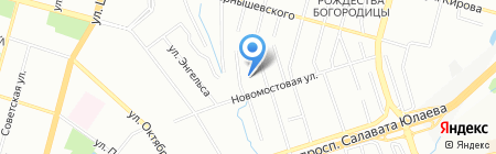 МеталлЦентр на карте Уфы