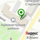 Местоположение компании Архитектурно-планировочное бюро