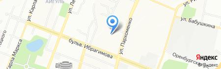 ПРОМТАРА на карте Уфы