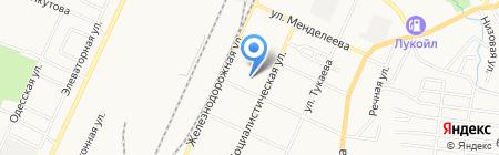 Детский сад №83 на карте Стерлитамака