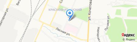 Профессиональный лицей №71 на карте Стерлитамака