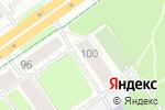 Схема проезда до компании Пермь 99 в Перми