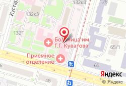 Республиканская клиническая больница имени Г.Г.Куватова в Уфе - улица Достоевского, 132: запись на МРТ, стоимость услуг, отзывы
