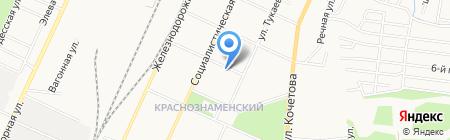 Библиотека на карте Стерлитамака