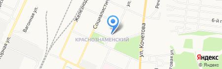 Профи на карте Стерлитамака