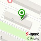 Местоположение компании МУЛЬТИДОМ
