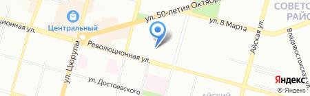 Видео Сити на карте Уфы