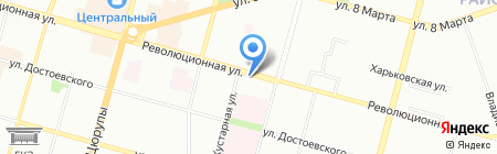GadgetProService на карте Уфы