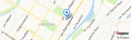 Якудза на карте Стерлитамака