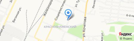 Платежный терминал БАНК УРАЛСИБ на карте Стерлитамака