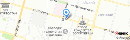 СтроительГрупп на карте Уфы