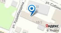 Компания Vesna на карте
