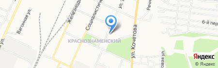 Лик на карте Стерлитамака