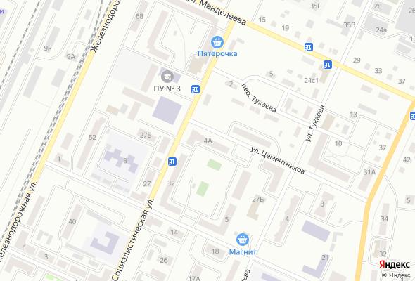 купить квартиру в ЖК по ул. Цементников, 4а