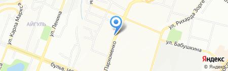 Подольсккабель на карте Уфы