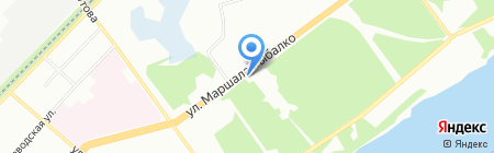 Веранда на карте Перми