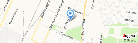 Домашний трикотаж на карте Стерлитамака