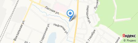 Леди Х на карте Стерлитамака