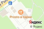 Схема проезда до компании Карусели в Перми