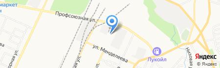 Памир на карте Стерлитамака