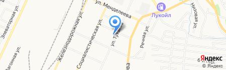 Марго на карте Стерлитамака