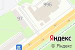 Схема проезда до компании Мастерская по ремонту кожгалантереи в Перми