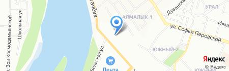 Оптовая компания на карте Уфы