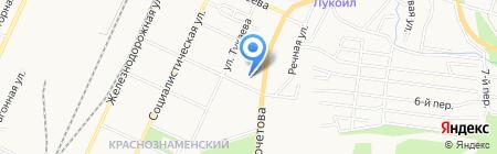 УГАТУ на карте Стерлитамака