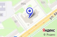 Схема проезда до компании МЕБЕЛЬНЫЙ САЛОН ДМ в Перми