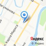Башкирский республиканский колледж культуры и искусства на карте Стерлитамака