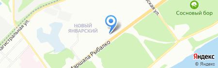 ЗдравоГор на карте Перми