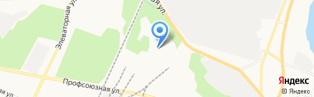 АБВ на карте Стерлитамака