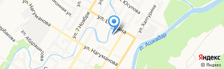ЧудеСауна на карте Стерлитамака